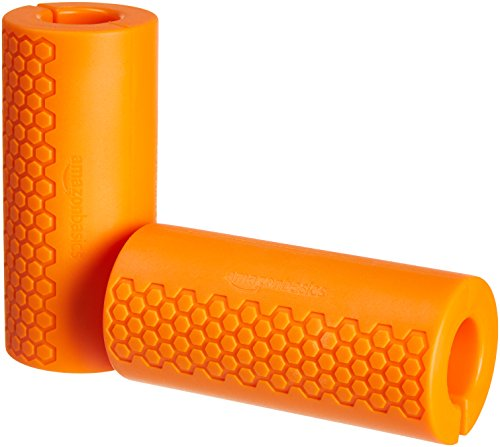 AmazonBasics Thick Dumbbell and Barbell Grips