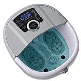 Best Foot Baths - Foot Spa Bath Massager with Heat and Automatic Review