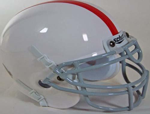 Schutt Oklahoma Sooners Legacy Series Throwback Mini Helmet