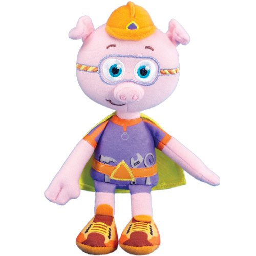 (Learning Curve Brands Super Why - Plush Alpha Pig )