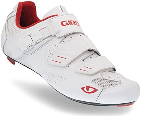 Giro Road Bike shoes Factor red white