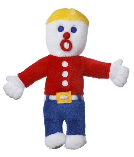 Multipet MR. BILL (Plush SNL Character, Yells''Ohh Nooo!!'')