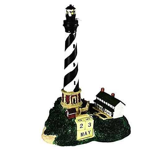 Lighthouse Perpetual Calendar