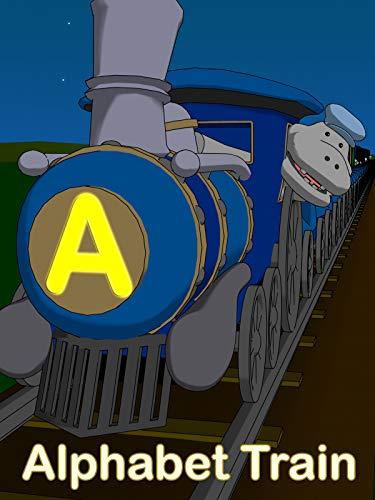 Train Alphabet - Alphabet Train