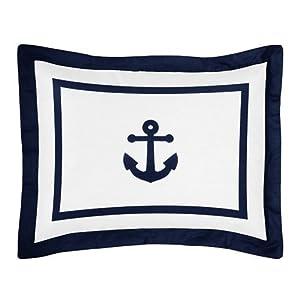 41EdluWWLjL._SS300_ 100+ Nautical Pillows & Nautical Pillow Covers