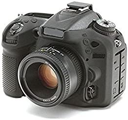 Hihouse Funda de Cámara Deportivas Caja de Protección de Silicona Suave Para Nikon D7100 (negro): Amazon.es: Hogar