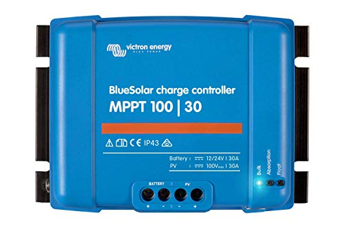 Victron Energy BlueSolar MPPT 100/30 Charge Controller