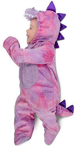 Girl Characters To Dress Up As (Princess Paradise Baby Girls Sleepy Pink Dino, As As Shown, 3-6)