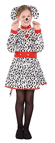 RG Costumes Dalmatian Costume, Child Small/Size 4-6 -