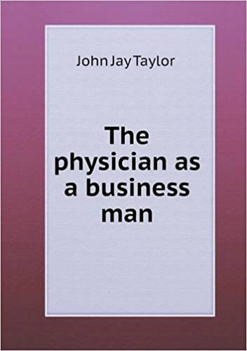 Book The Physician as a Business Man