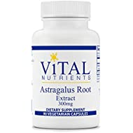 Vital Nutrients - Astragalus Root Extract - Vegan Formula - Herbal Support for The Immune System - 90 Vegetarian Capsules per Bottle - 300 mg