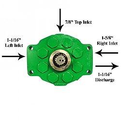1401-1204 John Deere Parts Hydraulic Pump 1640; 20