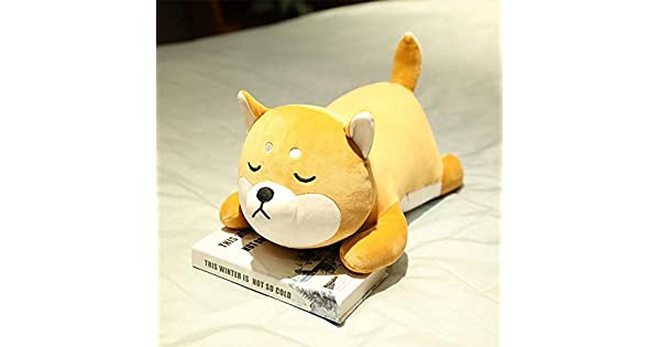 Amazon.com: Muñeca de peluche grande con relleno de Husky ...