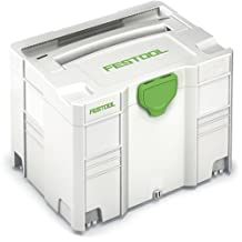 Festool 497565 Systainer Sys 3 Tool and Accessory Storage Unit