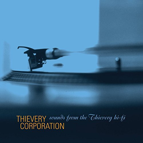 Vinilo : Thievery Corporation - Sounds from the Thievery Hi-Fi (Gatefold LP Jacket, 2 Disc)