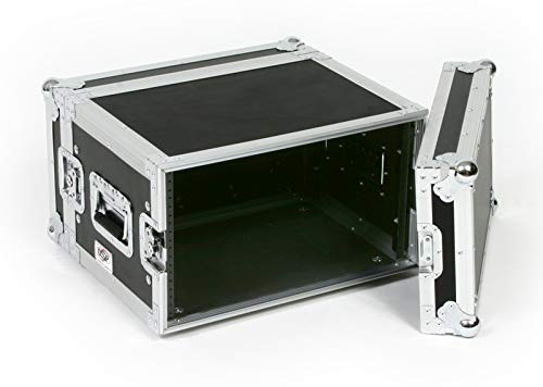 OSP Cases | ATA Road Case | 6-Space Effects Rack | 14