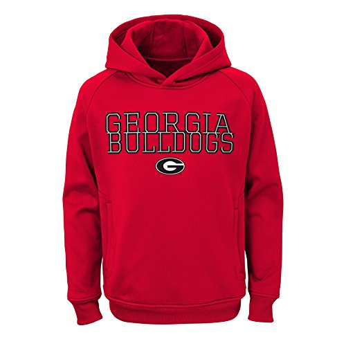 youth georgia bulldogs hoodie - 3