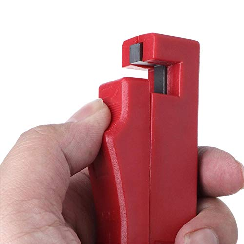 AllureEyes 12V Inductive Ignition Tester Timing Light Gun Ignite Timing Machine Timing Light for Automotive Car Van Motorcycle Ship Repair, Cylinder Power Tester Detector by AllureEyes (Image #7)