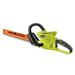 Works with all Ryobi 40-Volt lithium-ion tools and batteries (Sold Separately)