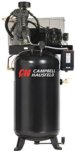 - Campbell Hausfeld Fully Packaged Air Compressor - 5 HP, 16