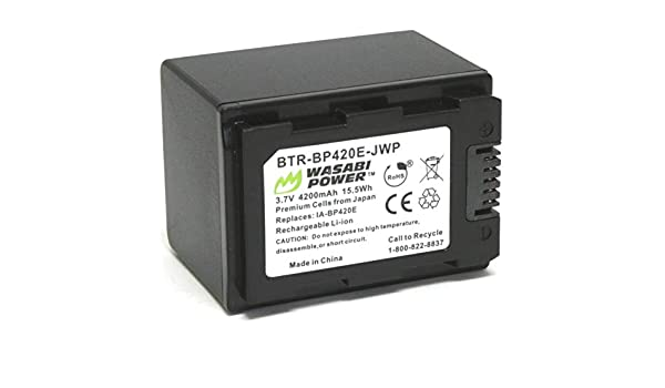 High Quality Battery for Samsung SC-D351 Premium Cell