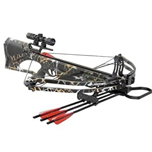 Barnett 18071 Quad 400 Crossbow Package
