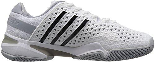 Adidas ADIPOWER BARRICADE Chaussures de tennis homme blanc