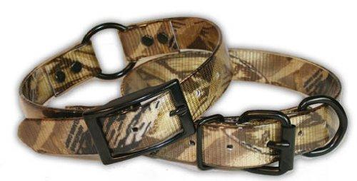 OmniPet Sunglo Regular Dog Collar, 1 x 25, Advantage Wetlands Camo