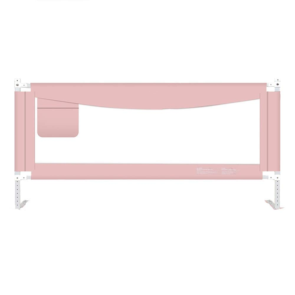 Djyyh ベッドの柵の赤ん坊のベッドのガードレールの子供の枕元のガードレールの反落下のベッドの柵 (Size : L-150cm) L-150cm  B07V1TT684