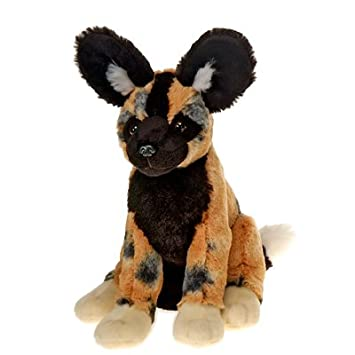 Amazon Com African Wild Dog 10 H By Fiesta Office Products