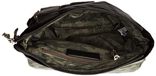 Black hombro Shoppers Negro de Tb0m5698 bolsos y Timberland Hombre 8BFqXF