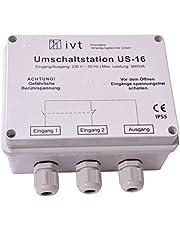 solartronics Omschakelstation IVT US-16 230V 16A NIEUW OVP