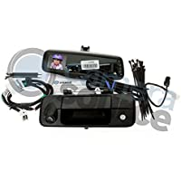 Camera Source CS-10TUN-332 Tundra OEM Camera Kit -includes Gentex GENK-332 Mirror