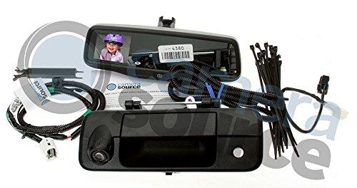 Cheap Camera Source CS-7TUN-332 Tundra OEM Camera Kit -includes Gentex GENK-332 Mirror
