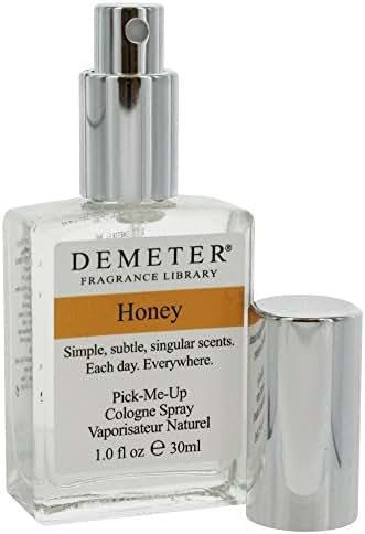 Demeter Cologne Spray, Honey, 1 oz.