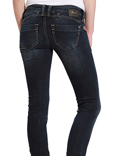 Mujer Denim Brown Wash Azul Gang NENA Dream tawqcF