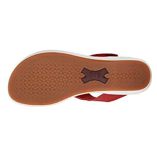 Chili Sandal Thong Red Ariat Poolside qHaTR