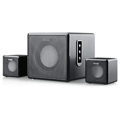 Sykik Sound i Special Edition Wireless Bluetooth Hi-fi Audio Speakers with Wired Rotary Remote, Powerful Bass System w/ 3.5mm Aux Port Home Audio for Smartphones, Tablets,Computers,laptops,tv &More