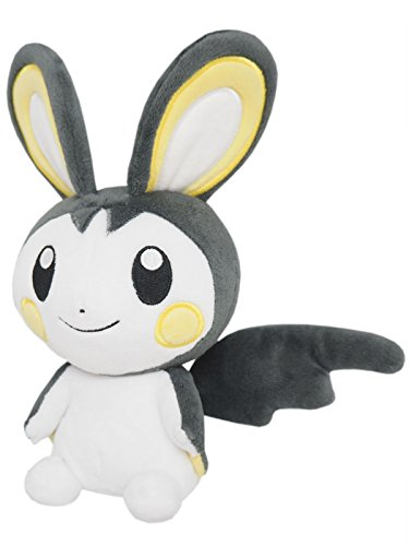 Sanei Pokemon All Star Collection PP48 Emolga 8