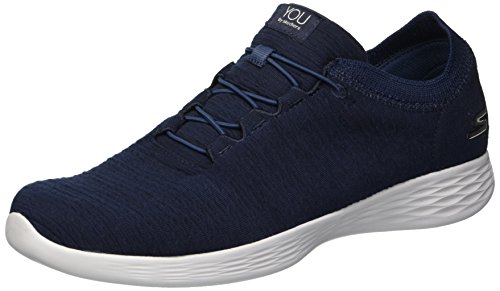 gris Bleu Define Baskets Femme You courage Skechers Marine Enfiler xfwOz8Ynq