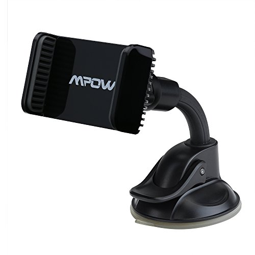 Mpow Car Phone Holder, Cell Phone Dashboard Car Phone Mount