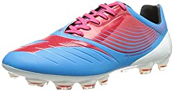 Diadora Soccer DD-NA GLX14 Soccer Cleat,Flourescent Green/Virtual Pink,5 M US