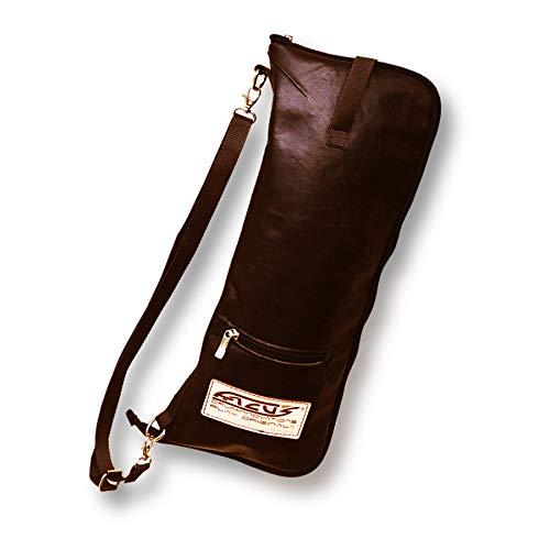 brown chopstick bag by FACUS
