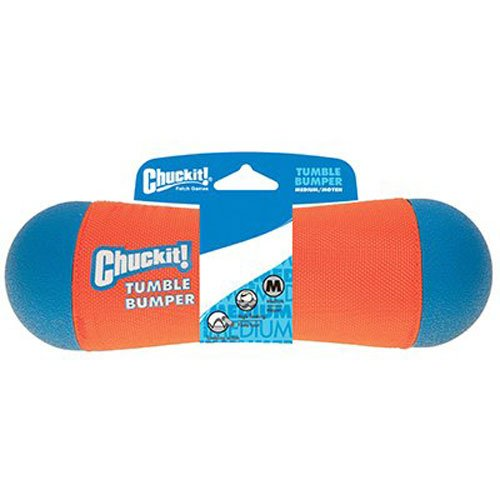 Chuckit Tumble Bumper Toy for Dogs, Medium (Dog Bumper Launcher compare prices)