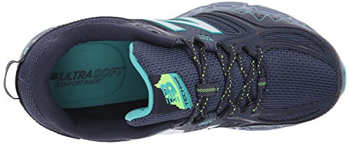 New Balance mujeres wt510 V3 Trail Running Shoe Thunder/Reef