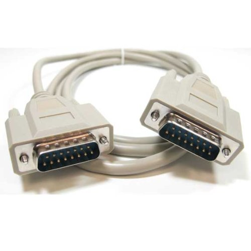SF Cable, 6ft DB15 M/M MAC Video Cable