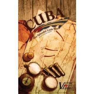 Victory Point Games Cuba: The Splendid Little War - War Boxed Board Game