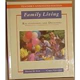 Family Living, Frank D. Cox, 0314934952