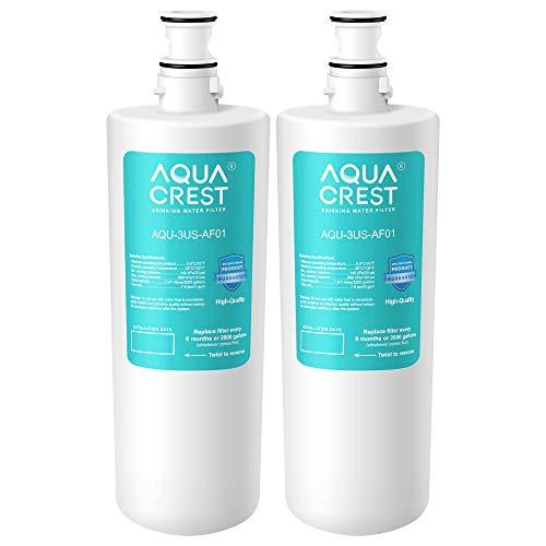 AQUACREST 3US-AF01 Under Sink Water Filter
