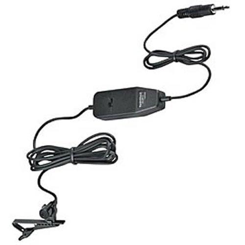 RadioShack 33-3013 Hands-Free Tie-Clip Omnidirectional Electret Condenser Microphone